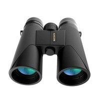 12X42 Zoom HD Binocular Telescope BAK4 Prism Non infrared Spotting Scope Waterproof Outdoor Telescope drop shipping