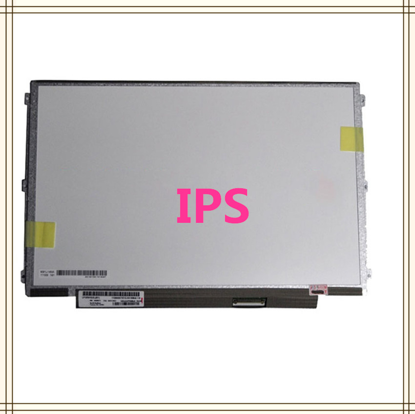 US $55 0 |12 5'' Laptop lcd screen IPS Display for LENOVO S230U K27 K29  X220 X230 LP125WH2 SLT1 SLB3-in Laptop LCD Screen from Computer & Office on