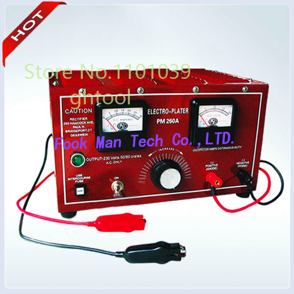 цена на Free Shipping Jewelry Tools 220V 30Amp Silver Electroplating Rectifier Gold Plating Machine jewelery tools