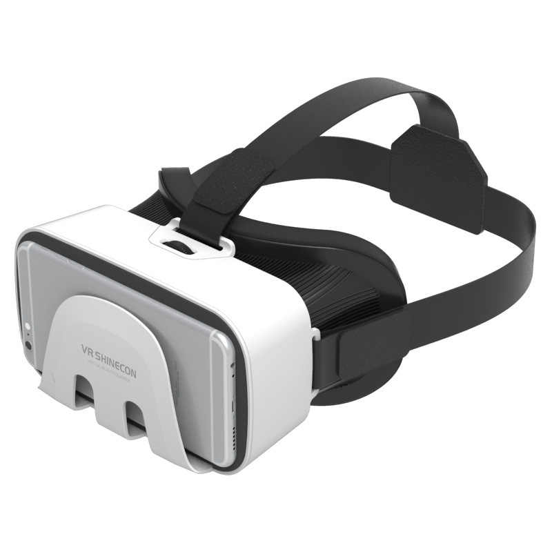 c46c0d818c9 ... Virtual Reality VR Box VR SHINECON 3D Glasses Headset For 4.7-6.0