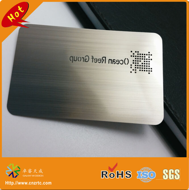 300 Pcs Lot Gratis Desain Kartu Nama Logam Dunia Stainless Steel Logam Bahan Lubang Cutting Melalui Kustom Logam Kartu Metal Business Card Metal Cardbusiness Card Design Aliexpress