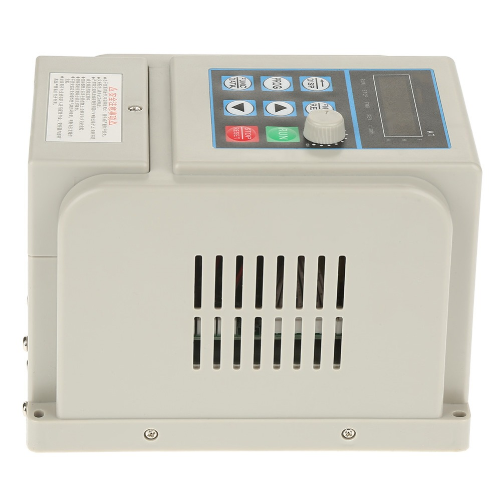 At1 2200x Ac 220v Single Phase Input Variable Frequency Drive Vfd The Consists A Dc Circuit An Alternating Package Includes 1 X Gs03399 2 4 5