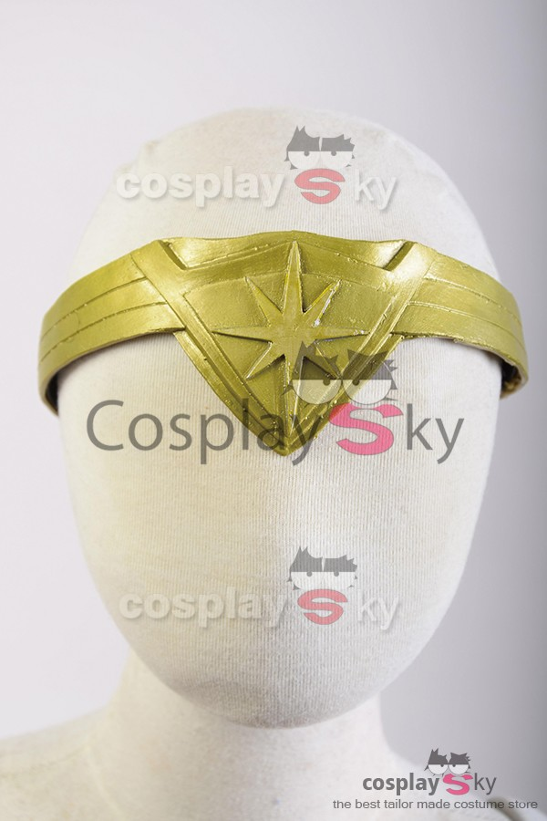 Justice League Cosplay Superhero Wonder Woman Headwear Cosplay Prop Halloween Accessory
