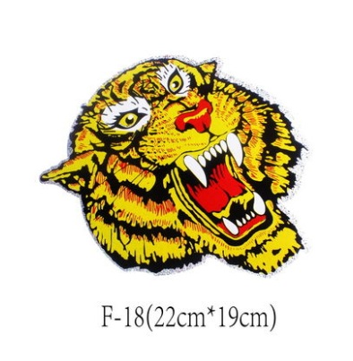 Pls Contact Us Before You Leave Neutral Or Negative Feedback About  Automobile Motorcycle Electric Car Decorative Sticker Tiger Leopard Wolf  Skeleton Fire ...
