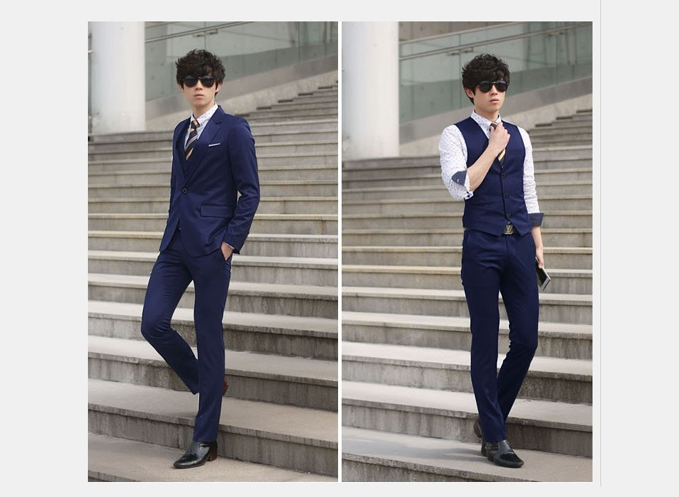 Suit Slim Classic Men 12