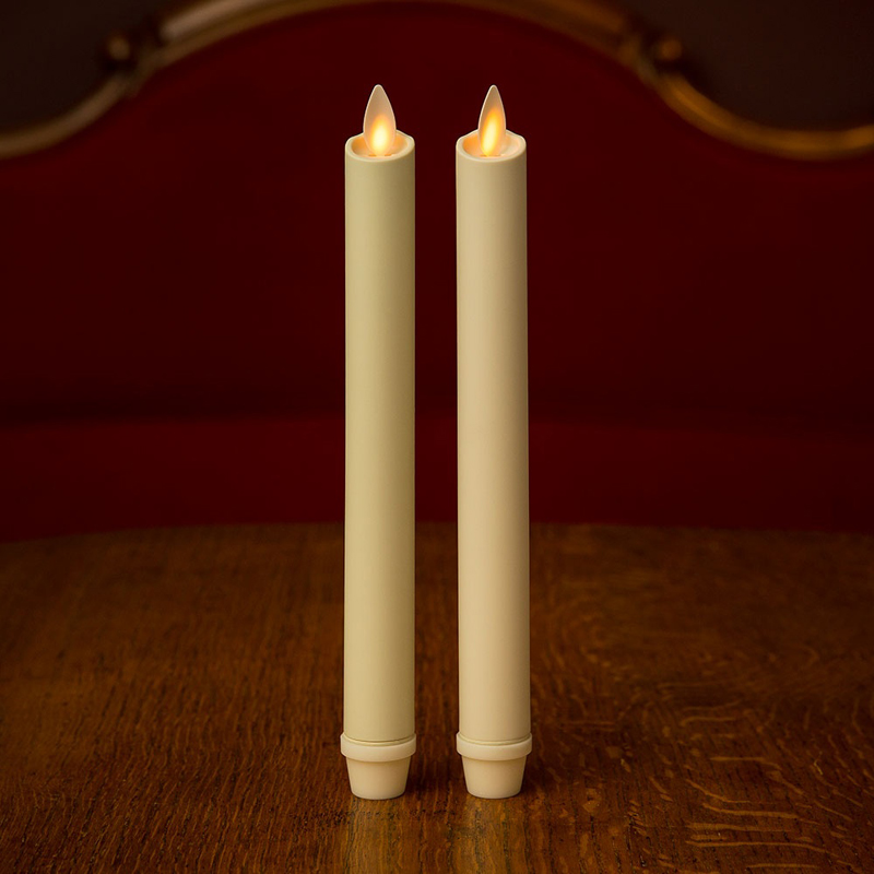 luminara flickering flameless candles luminara flameless window candles with timerchina mainland - Flameless Candles With Timer