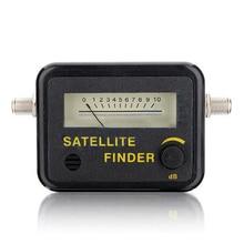 CES-Buscador de Satélite Digital Signal Meter para Directv Dish TV red