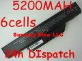 Batería DEL ORDENADOR PORTÁTIL para hp 550 para HP Compaq 6720 6720 s 6730 s 6735 s 6800 6820 6820 S 6830 s HSTNN-FB51 HSTNN-FB52 HSTNN-I39C HSTNN-I40C