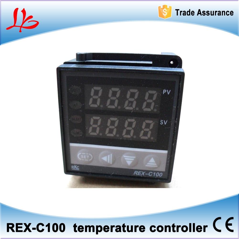 New Dual Digital PID Temperature Controller RKC REX-C100 48*48 k type