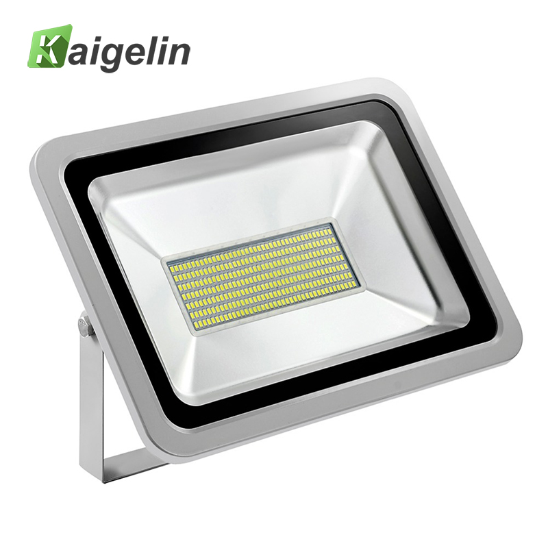 150W LED Flood Light AC 220V-240V 16500LM Reflector Floodlight SMD5730 IP65 Waterproof Led Lamp Garden Lighting Outdoor Lighting led flood light 200w eptar led floodlight outdoor lighting 220v 240v led reflector spotlight ip65 waterproof garden lamp