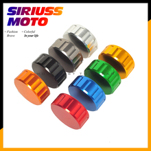 Motorcycle Part Brake Fluid Reservoir Cap Master Cylinder Cover CNC for KTM 125 200 390 690 Duke/R SMC/R LC4 With