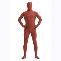 Customized Adult Kid full body Unisex Zentai Suit Costumes Lycra Spandex 2nd Skin Jumpsuit Bodysuit Unitard Dancewear