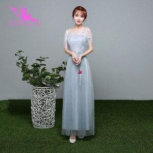 Image 2 - AIJINGYU 2021 2020 kız seksi balo kıyafetleri kadın elbisesi düğün parti gelinlik giydirme BN980