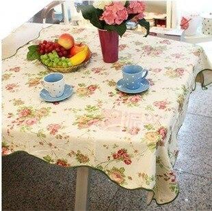 Luxury fashion fabric eco-friendly elegant senior flannel dining table cloth rustic table cloth tablecloth coffee table