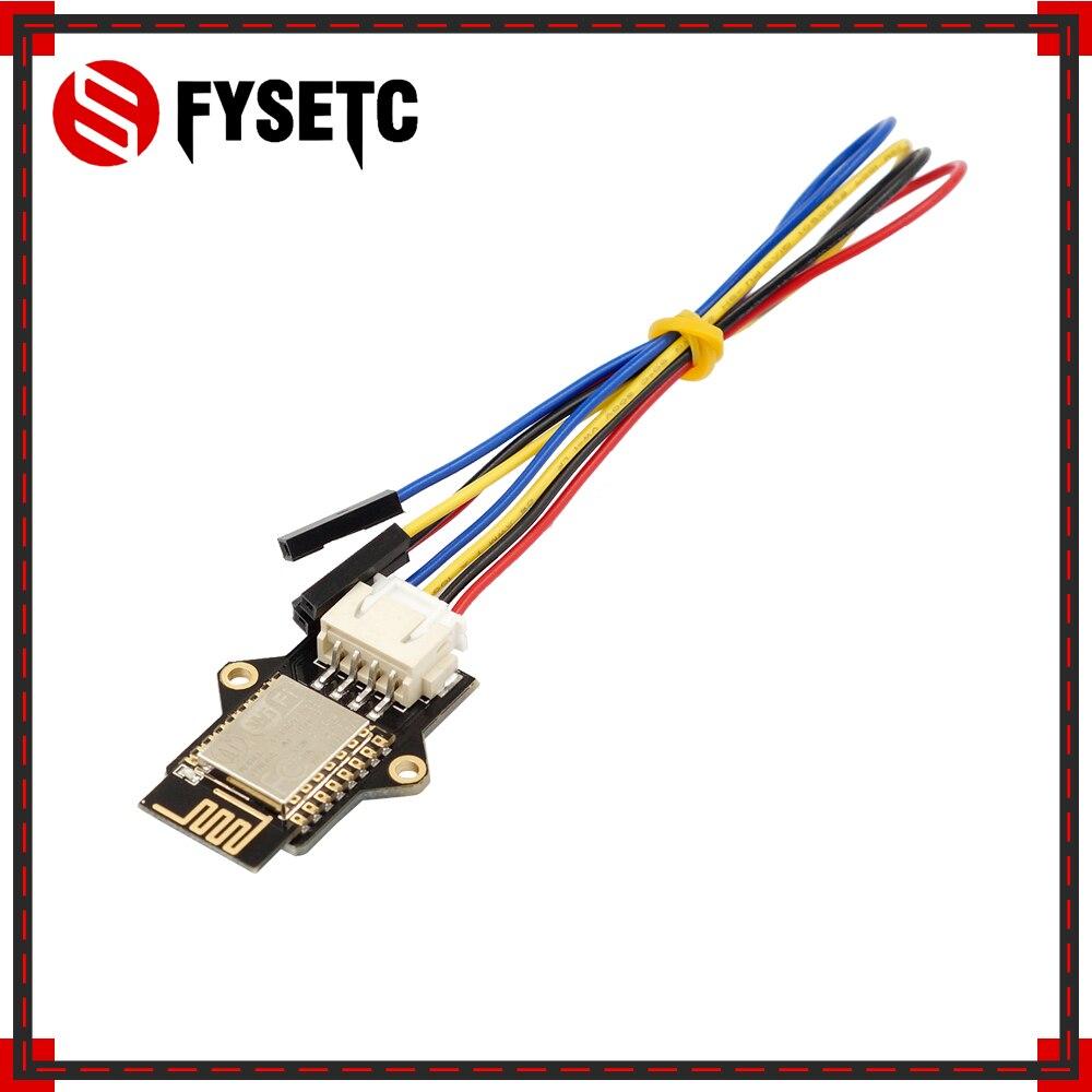 2x ESP8266 WIFI Extensible Module Remote Control ESP3D For 3D Printer Board Connect AP Mode Client Station Mode VS TFT-WIFI