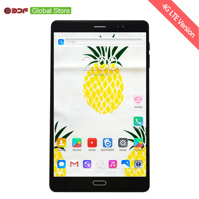 8 Inch Android 7.0 3G/4G LTE SIM Card Mobile Phone Tablet Pc Octa Core 8 CPU 4GB+64GB 5MP+12MP Camera 1920*1200 IPS Pc Tablet 8
