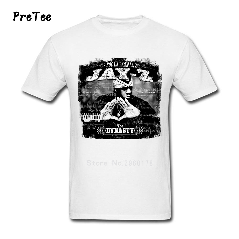 Jay z black t shirt white cross - Man Jay Z T Shirt Pure Cotton Short Sleeve O Neck Tshirt Boy Tee Shirt