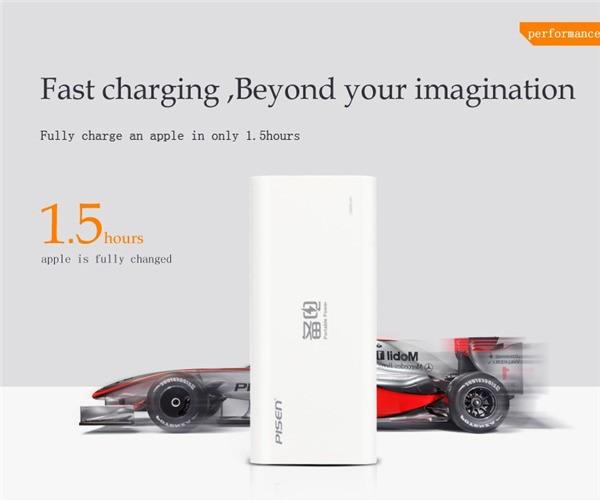 PISEN Mobile Power Bank 10000mAh  (5)