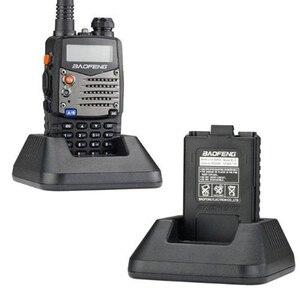 Image 5 - Long Range Walkie Talkie Uhf Vhf Pofung UV 5RA Is Upgraded BAOFENG UV5R For CB Radio Station Radio Scanner Police Two Way Radio