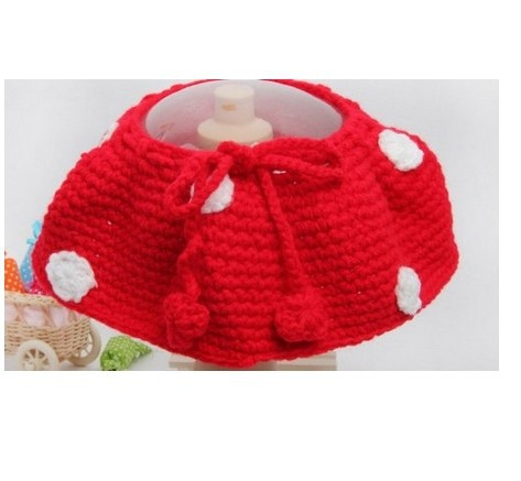 4pcs Set Baby Girl Crochet Minnie Mouse Diaper Cover Skirt Shoes