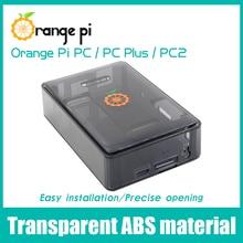 Turuncu Pi için ABS Siyah Kılıf Turuncu Pi PC, PC Artı ve PC2