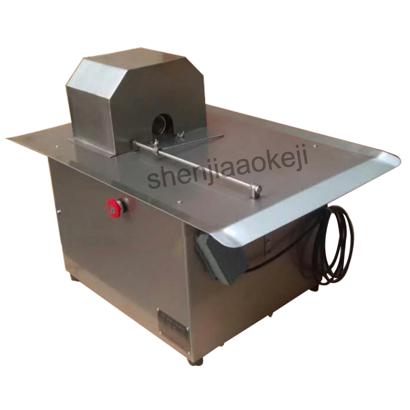 Commercial Electric Advanced Sausage Tying Machine Foot Pedal Sausage Knotting Machine Aluminum Alloy Sausage Knotting Machine