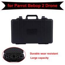 Free shipping Portable Carrying font b Handbag b font Hard Case Suitcase for Parrot Bebop 2