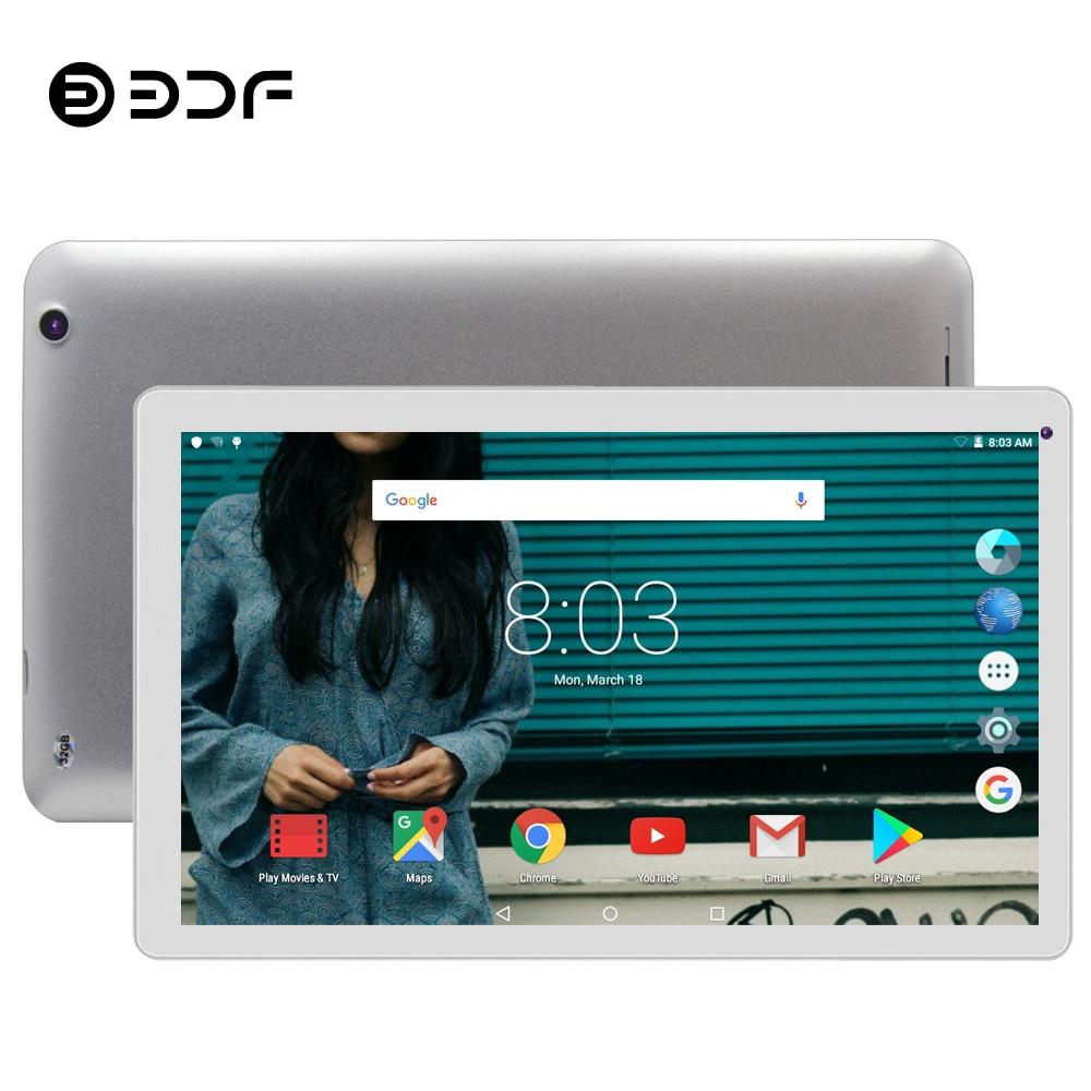 BDF 2019 Tablet 10 Inch Quad Core Android 5 1 Tablet Pc 1GB 32GB Google Play