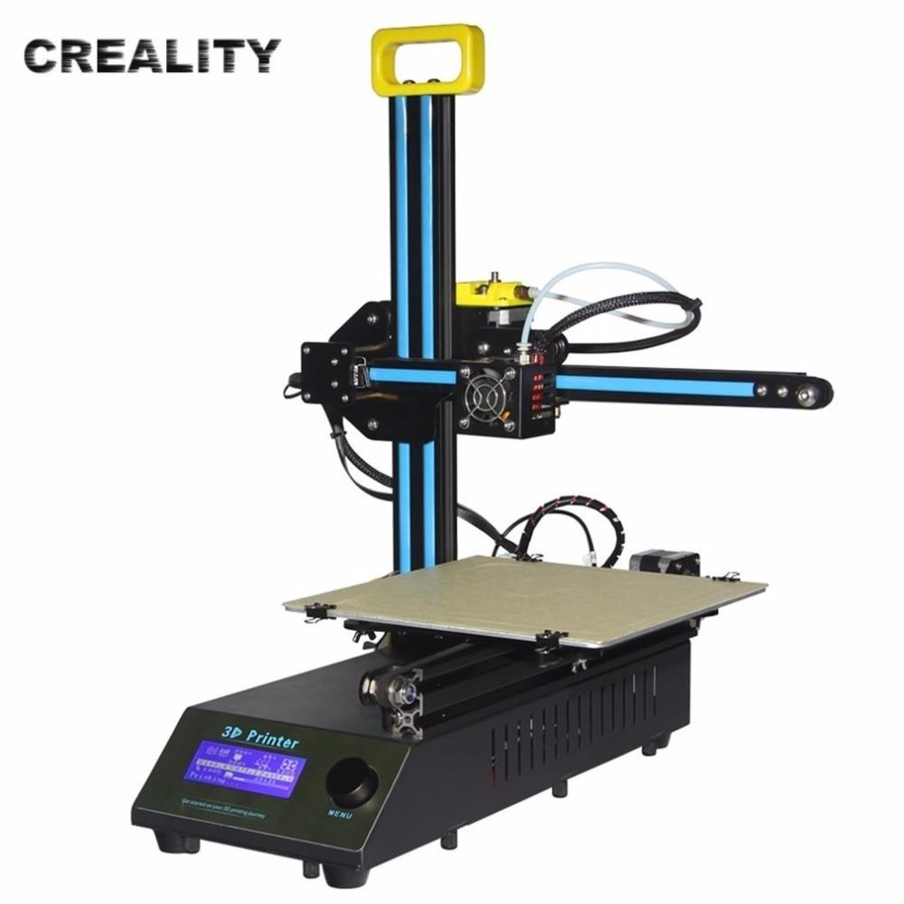 CREALITY Cheap FDM 3D Printers Full Metal V slot Frame 2 in 1 3D Laser Engraving 3D Printer Kit Filament CR 8