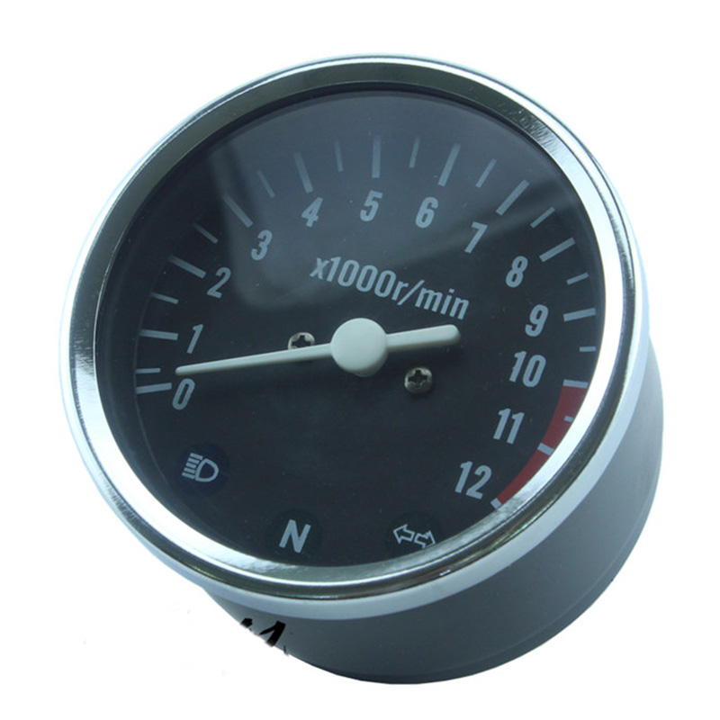 Motorcycle Instrument GN125 Tachometer Motor For Suzuki GN125 Motorcycle Parts
