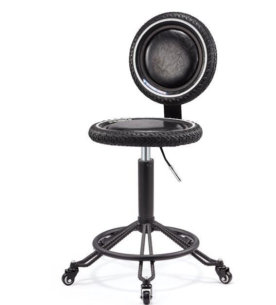 telesilla bar giratorio silla respaldo american tire trona taburete