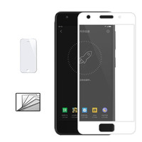 white black Full Screen Protection Tempered Glass For Lenovo ZUK Z2 Screen Protector 9H Hardness Explosion Proof