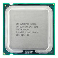 INTEL Core 2 QUDA Q9400 CPU Processor 2 66Ghz 6M 1333GHz Socket 775