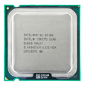 4 core INTEL Core 2 QUDA  Q9400 CPU INTEL Q9400  Processor 2.66Ghz/6M /1333GHz) Socket 775