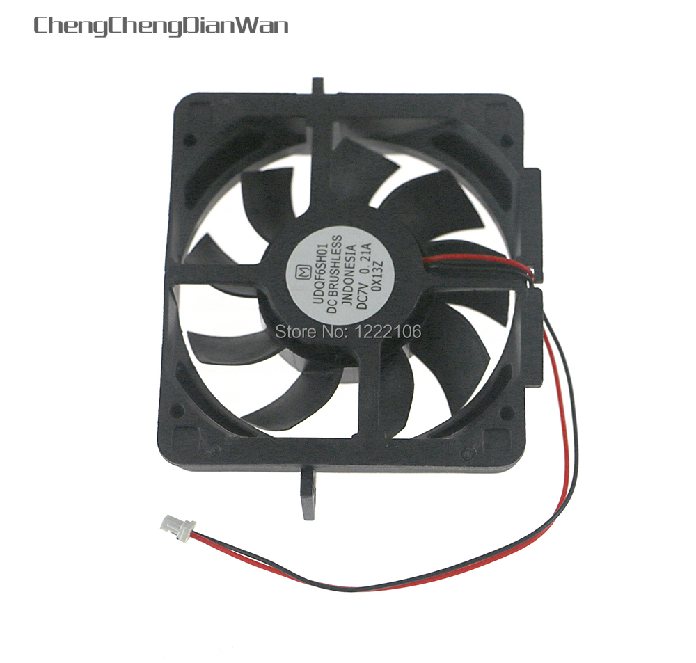 ChengChengDianWan Internal Cooling Fan Mini Brushless 3W 5W for PlayStation 2 <font><b>PS2</b></font> <font><b>50000</b></font>/30000 Replacement image