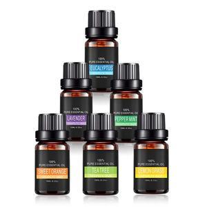 100% Pure Plant Essential Oils