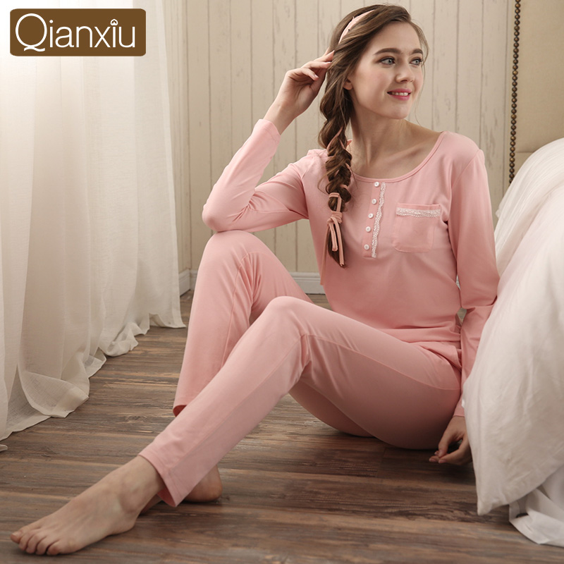 Compare Prices on Pajamas Women Cotton- Online Shopping/Buy Low ...