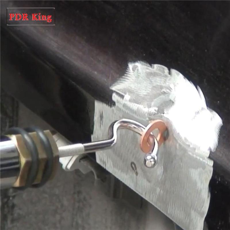 Пневматическая вмятина повреждения кузова автомобиля ремонт Съемник комплект Vocuum вмятин Съемник авто автомобиль вмятин Ремонт Инструменты слайдер молоток инструменты - 4