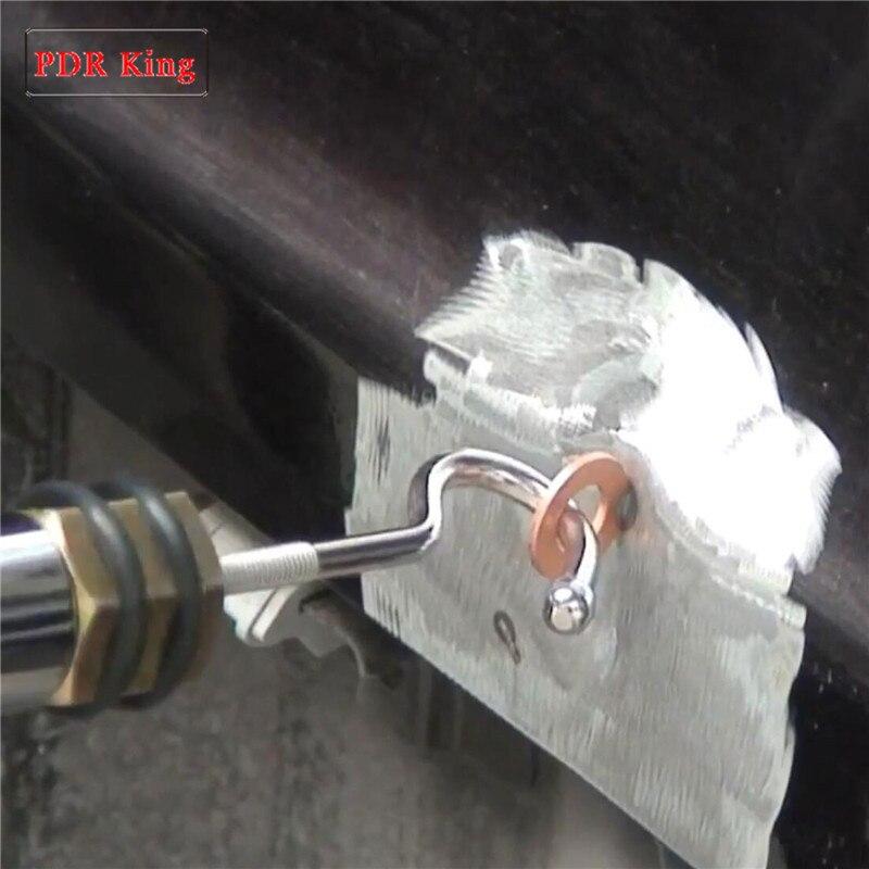 Air Pneumatic Dent Danni di Auto di Riparazione Del Corpo Puller kit Vocuum Dent puller auto riparazione auto ammaccatura strumenti martello scorrevole strumenti - 4