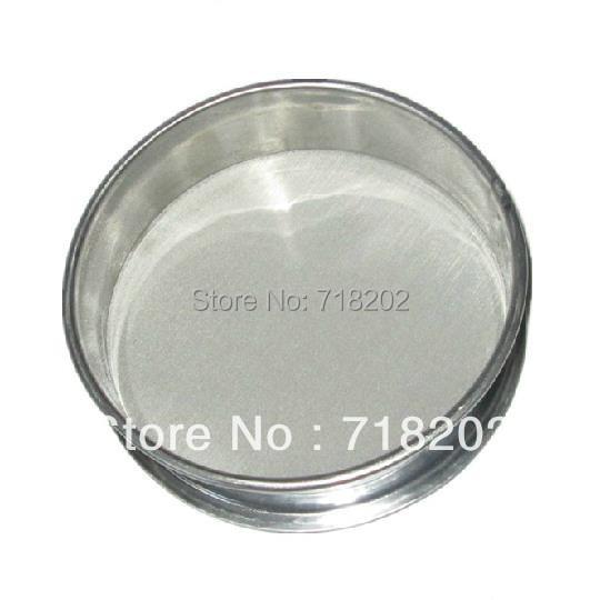 R10cm 5cm Stainless Steel Test Sieve Standard Test Sieve