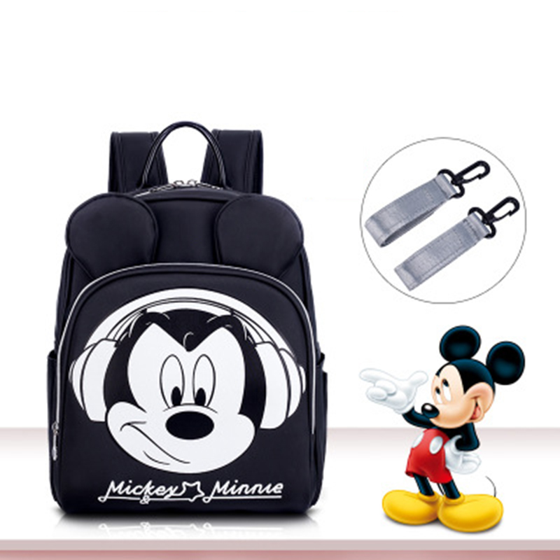 Disney diaper bag backpack large capacity mummy bag for care baby waterproof maternity bag multifunction nappy bag