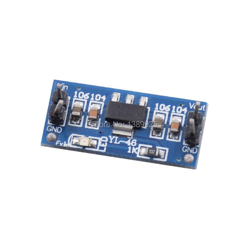 HOT 5pcs/lot AMS1117 3.3V power supply module AMS1117-3.3 power module AMS1117-3.3V