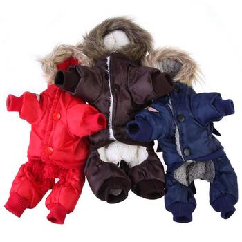 Warm Fashion Coat for Small and Large Dogs 5
