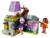 318 unids nueva bela 10413 pegasus de aira trineo modelo lindo dragón de hadas educativo juguetes compatible con lego bloques de construcción elfos