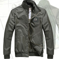 New Jacket Men Casual Stand Collar Coats Spring Autumn Slim Fit Casual Jacket Man Us Air Force One Men Coat