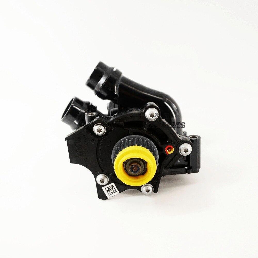 OEM Gasoline Engine Water Pump Assembly Car Pump 06H 121 026 CQ Fit VW Passat CC Jetta Golf Skoda Octavia Seat AUDI A3 A4 TT NEW  цены