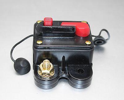 1 шт. 60A 80A 100A 125A 150A 200A 250A Car Audio встроенный автоматический выключатель предохранитель для 12 В защиты SKCB-01-150A Лидер продаж