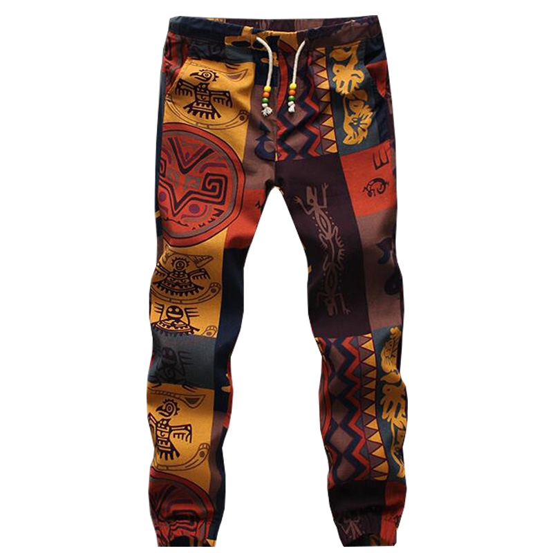 1f56c58218b 2017 Men s Sweatpants Hawaiian Comfortable Leisure Brand High Quality Male Cotton  Casual Pants Size M 5XL-in Skinny Pants from Men s Clothing on ...