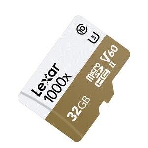 Image 5 - ليكسر tarjeta مايكرو sd بطاقة 32 جيجابايت TF فلاش بطاقة الذاكرة 150 برميل/الثانية 1000x USB 3.0 قارئ UHS II ل الطائرة بدون طيار Gopro بطل الرياضة كاميرا الفيديو