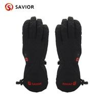 Спаситель S 07 зимние перчатки с подогревом для катания на лыжах, рыбалка, верховая езда, охота, outerdoor спортивная, контролируемой температуре